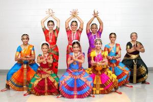 Bharat Natyam Poses